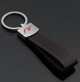 VOLKSWAGEN R-Line sleutelhanger rood